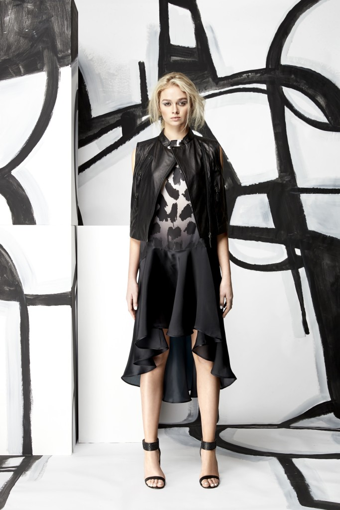 Aurelio Costarella Abstraction Dress