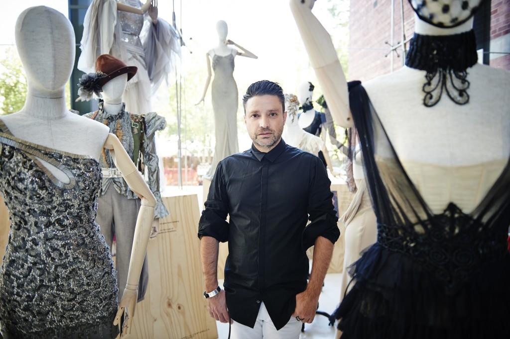 Australian Fashion Designer Aurelio Costarella