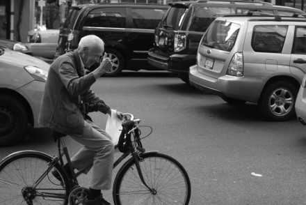 Bill Cunningham, New York photographer. Passed away at age 87 years after a stroke.