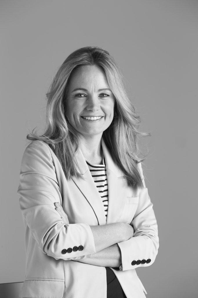 Rebecca O'Hearn, founder of Smart. Casual. Classic.