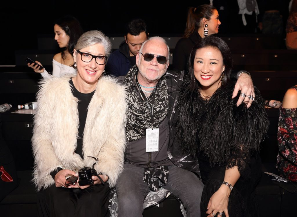 The FROW at Fashion Week in Sydney 2018