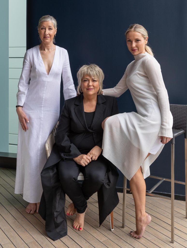 The Ageless shoot at The Hyatt Regency in Sussex Street Sydney in October 2019.