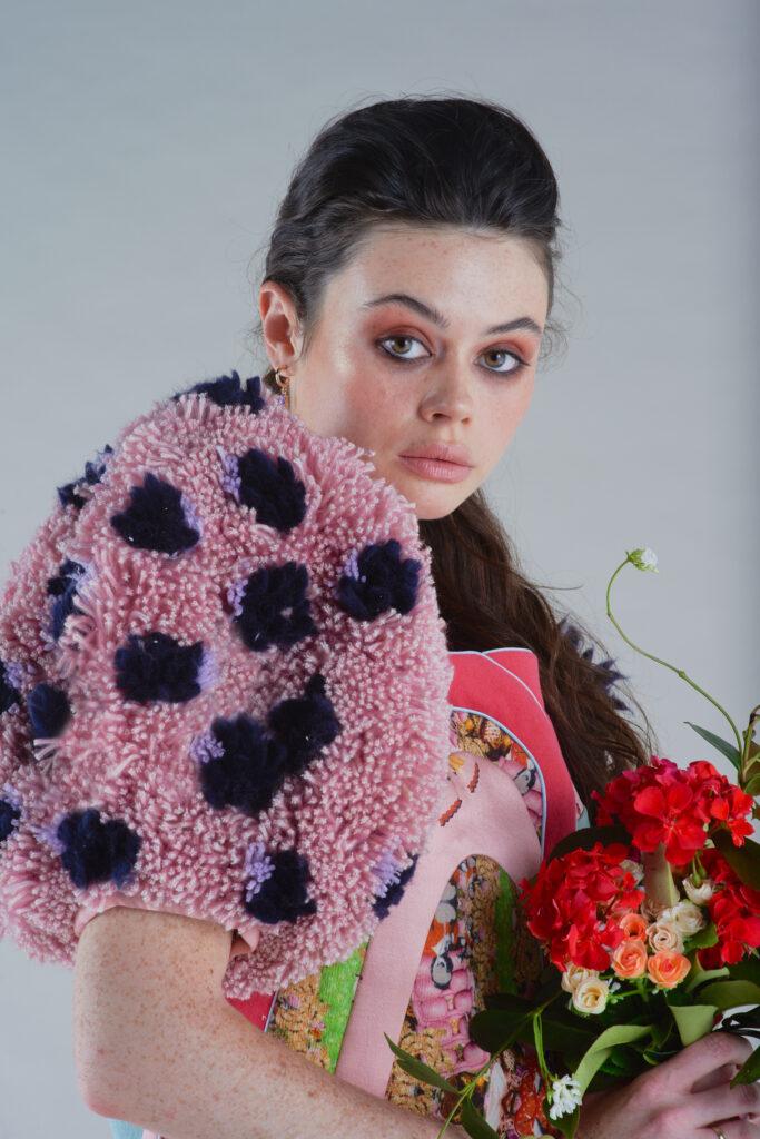 Laura Addis from Fashion Design Studio at Ultimo TAFE Graduate Collection 2020