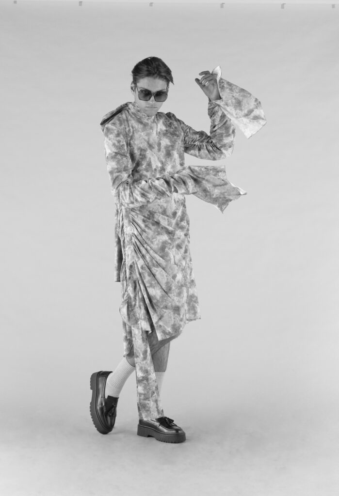 Thomas Anderson Graduate Collection 2020 Fashion Design Studio TAFE Ultimo Sydney